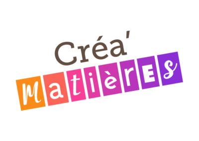 Créa'matières